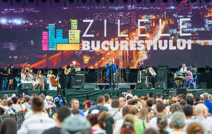 Zilele Bucureștiului 2017. Vedeți programul evenimentului