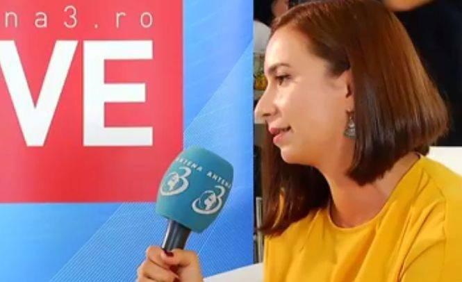 ANTENA3.RO LIVE. Andreea Braga, despre violența împotriva femeilor și cum pot conștientiza acestea că merită respect
