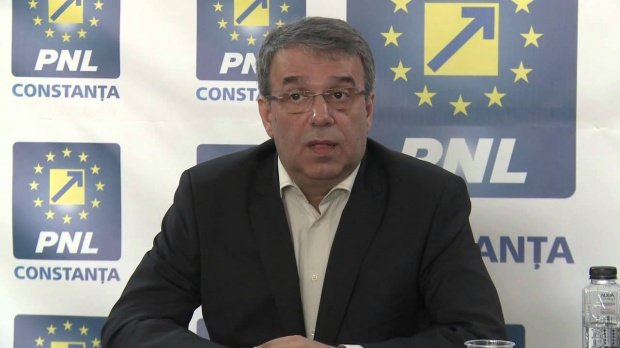 Senatorul Vergil Chițac a demisionat din PNL