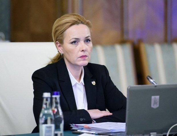 Carmen Dan răspunde la solicitarea preşedintelui Iohannis