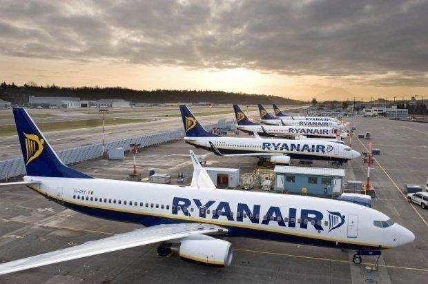 Ryanair a publicat lista zborurilor anulate