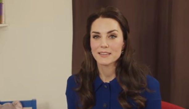 Ce mesaj le transmite Ducesa de Cambridge părinților din întreaga lume - VIDEO