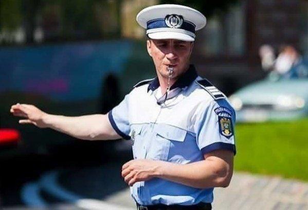 """Fotografia incredibilă publicată de Marian Godină. """"În România, undeva lângă Oltenița"""" - FOTO"""