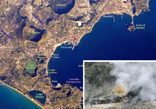 Milioane de europeni, în pericol. Un supervulcan se apropie de punctul erupției. Avertismentul năucitor al oamenilor de știință