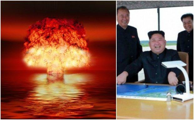 """Coreea de Nord anunţă că un atac nuclear asupra SUA e """"inevitabil"""""""