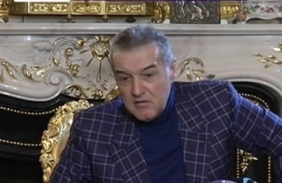 Gigi Becali, reacție fabuloasă după victoria Stelei cu Dinamo