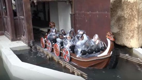 A fost votat cel mai bun tobogan acvatic din toată lumea. Cum arată cea mai tare experienţă pe apă - VIDEO