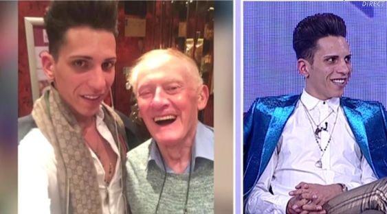 Probleme în paradis pentru cuplul de homosexuali format dintr-un român de 24 de ani şi un preot britanic de 78 de ani