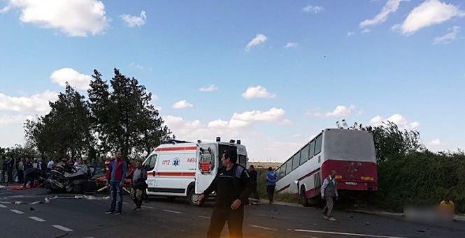ACCIDENT ȘOCANT în România. PRIMELE IMAGINI de la locul TRAGEDIEI