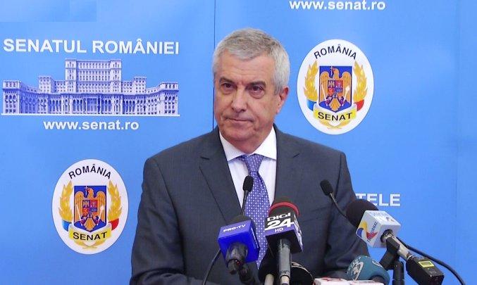 DEZVĂLUIRE-ȘOC făcută de Călin Popescu Tăriceanu în urmă cu câteva minute