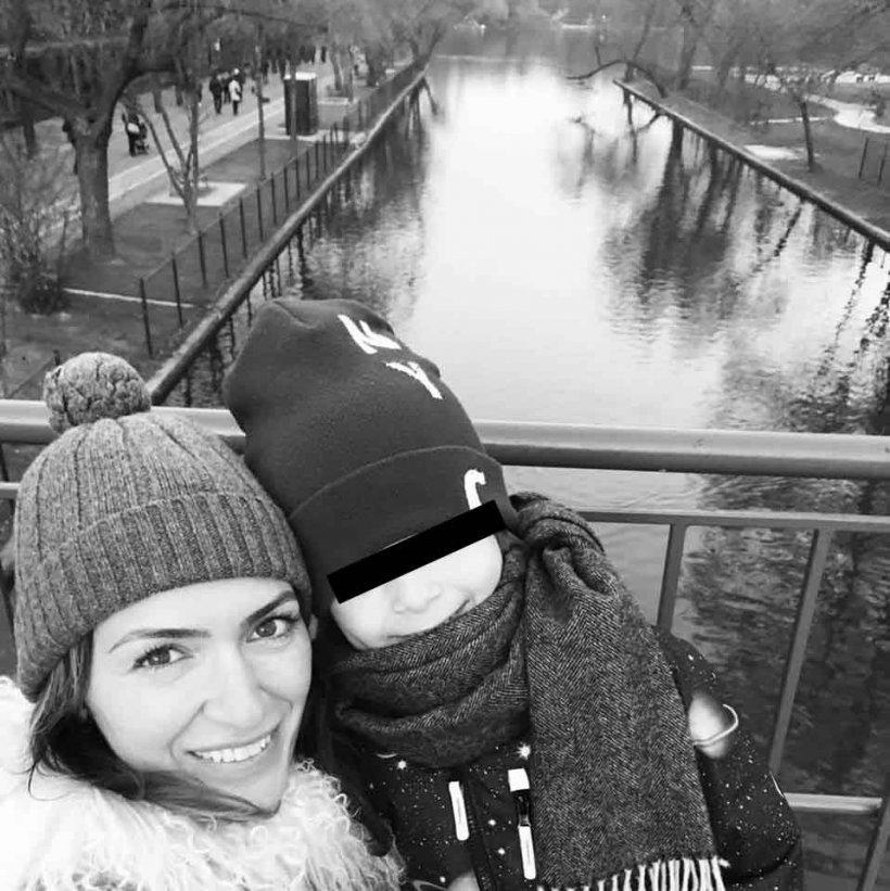 """Maria Marinescu, mari probleme cu bona! Ce s-a intamplat cu fiul ei: """"Am crezut ca mor!"""""""