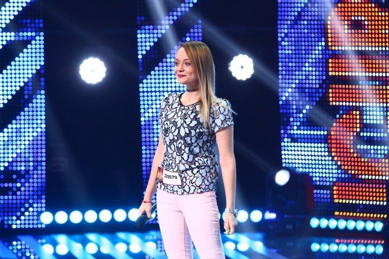 Fiica lui Cornel Palade, pe scena X Factor fără știrea actorului. Uite ce le-a spus juraților