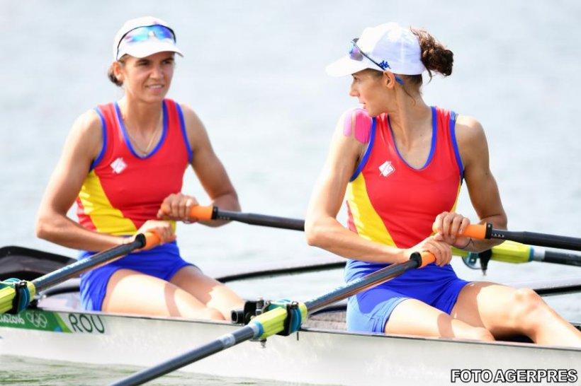 Medalie de aur pentru echipajul de canotaj al României la Campionatele Mondiale de la Sarasota