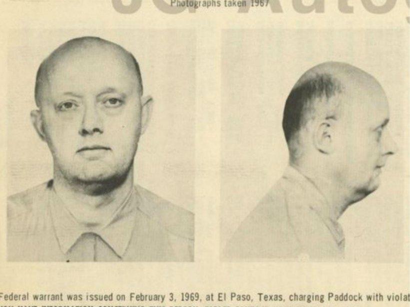 Atac armat Las Vegas. Tatăl criminalului, în top 10 infractori căutați de FBI
