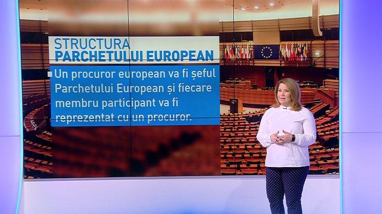 Be EU. Europarlamentarii decid înființarea unui parchet european
