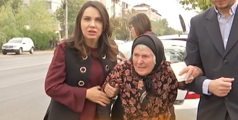 """Bunica, în vârstă de 90 de ani a Anei Maria Pătru, la DNA. """"Și-au bătut joc de copilul meu"""" 16"""
