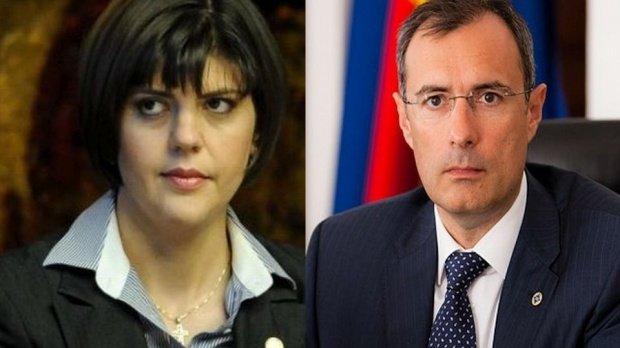 Laura Codruţa Kovesi şi Florian Coldea ar putea fi audiaţi în comisia de anchetă pentru arhiva SIPA