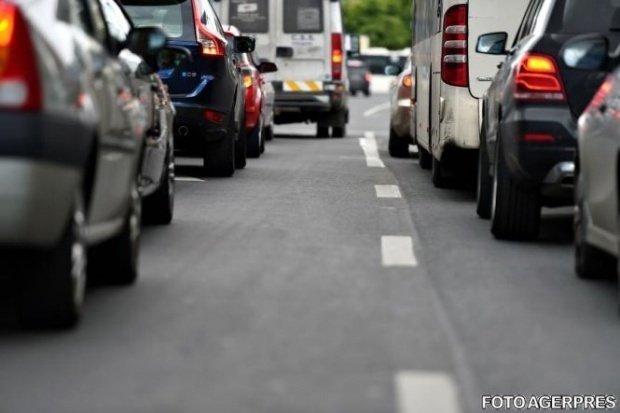 Trafic restricționat în Capitală, în weekend. Ce zone trebuie să evite șoferii
