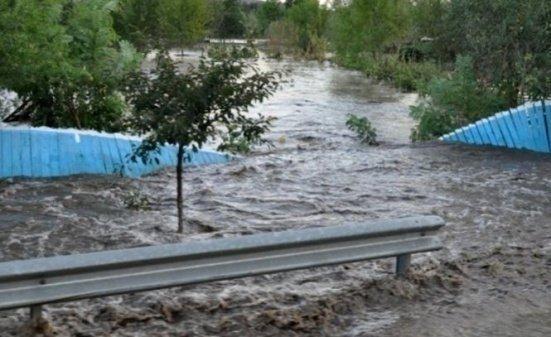 Cod galben de inundaţii pe râurile din Dobrogea