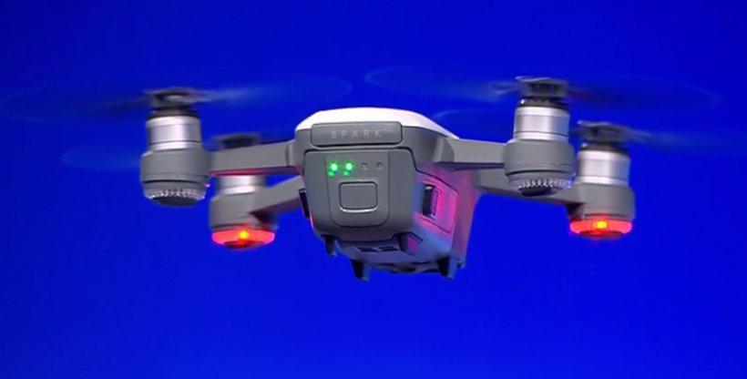 24 IT. Test cu cea mai mică dronă performantă