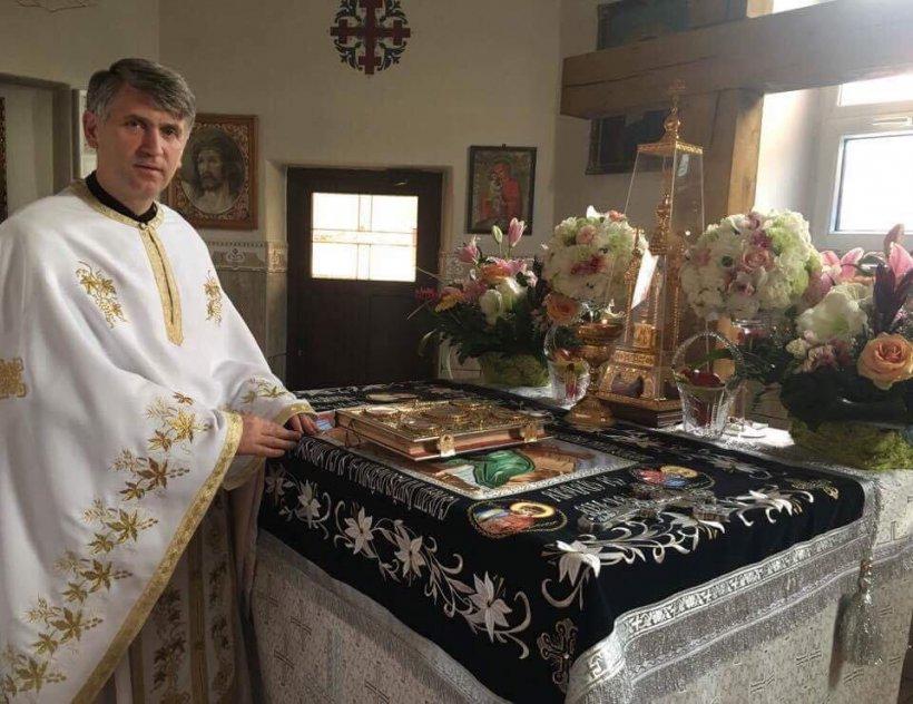 Cristian Pomohaci s-a trezit cu poliţia acasă. Ce s-a întâmplat cu fostul preot