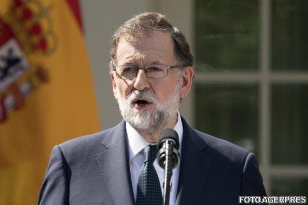 """Reacția Guvernului spaniol, la o zi după discursul lui Puigdemont: """"Nu este posibilă o mediere"""""""