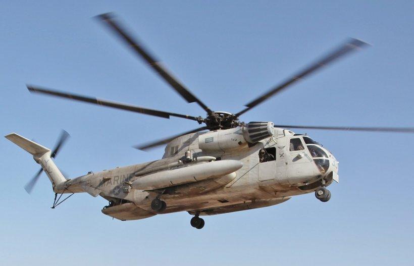 Un elicopter s-a prăbușit. Primele imagini de la locul tragediei