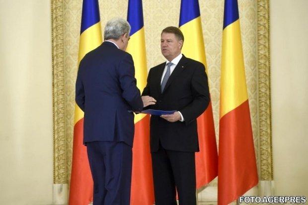 Ce spune președintele Klaus Iohannis despre demisia premierului Tudose