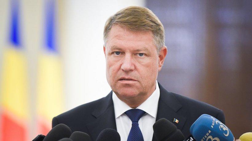 Klaus Iohannis: Dacă și acest Guvern ar cădea, ar trebui să-mi pun întrebarea dacă PSD are capacitatea să guverneze