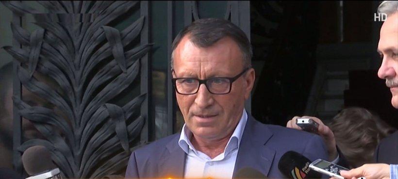 Paul Stănescu, propus ministru în locul lui Shhaideh, întrebat despre un dosar în care ar apărea numele lui