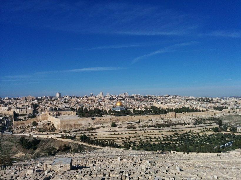 Descoperire inedită în Ierusalim. Ce au găsit arheologii