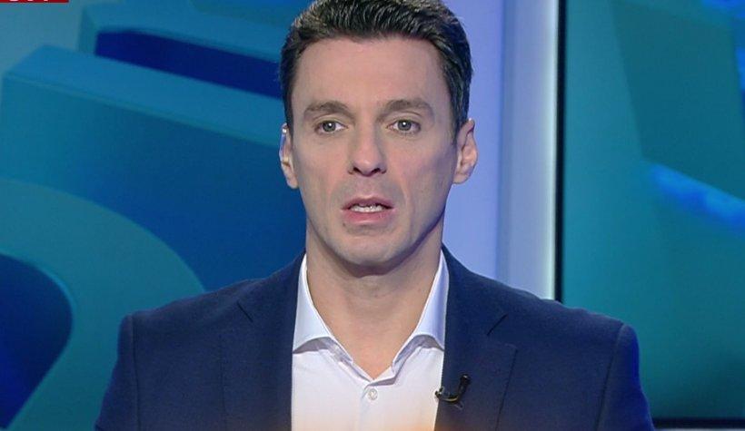 """Mircea Badea: E interesant că un înalt oficial de la Bruxelles zice despre președintele american că e """"fake news"""""""