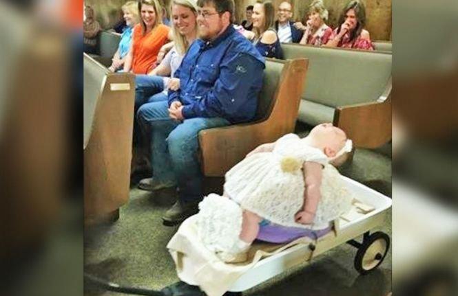 Toți invitații la nuntă râdeau și erau binedispuși. Când au privit în stânga lor, au amuțit. Ce se întâmplase cu o fetiță - FOTO