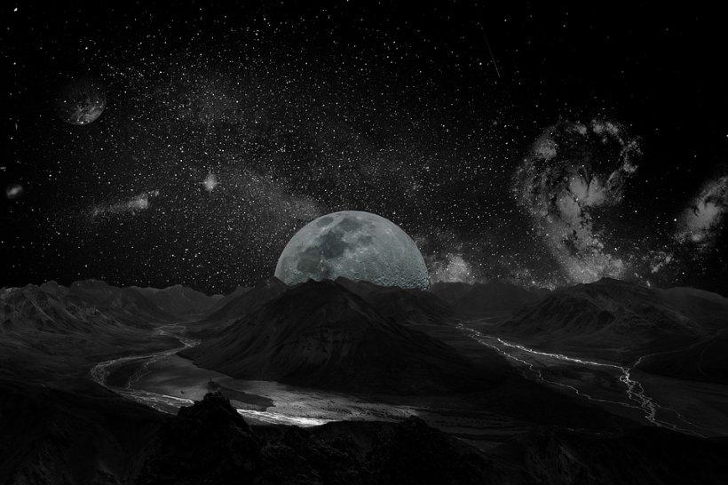 """Ce se întâmplă cu Luna? Descoperire impresionantă făcută noaptea trecută: """"Până acum nu fusese confirmat acest lucru"""""""