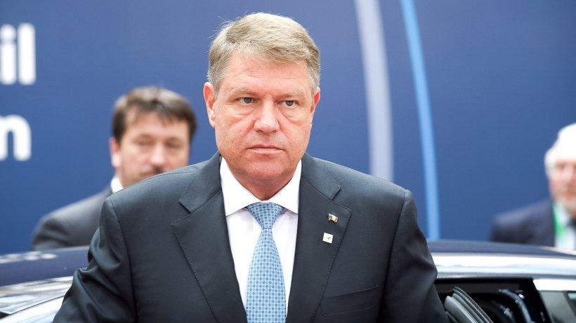 Klaus Iohannis, la summitul de la Consiliul European: S-au făcut progrese privind negocierile Brexit, dar nu suficiente