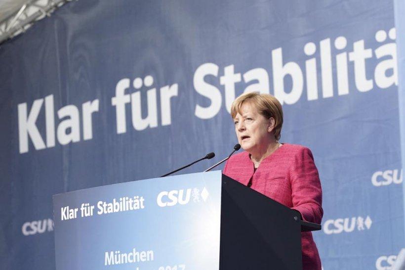 Angela Merkel, contestată în interiorul propriului partid. Declaraţii dure la adresa cancelarului german