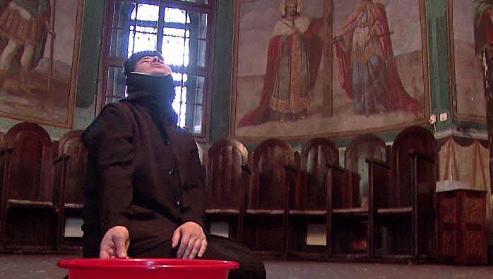 În premieră. Capodopera lui Grigorescu de la Mănăstirea Zamfira, aproape de a fi ștearsă de pe fața pământului