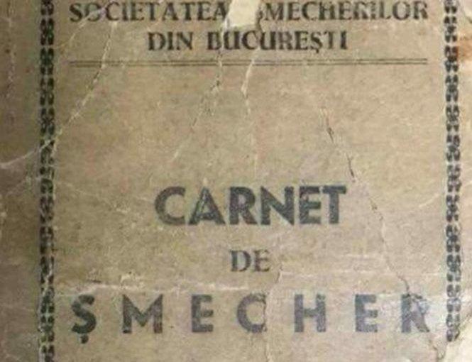 """Carnetul de """"Şmecher de Bucureşti"""". Ce privilegii are posesorul"""