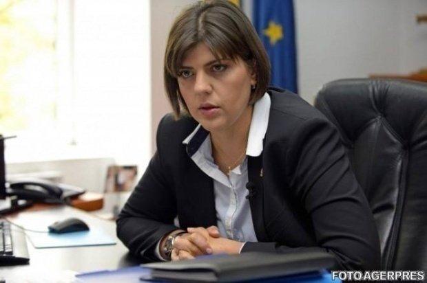 Laura Codruța Kovesi recunoaște că a fost în sufrageria lui Oprea