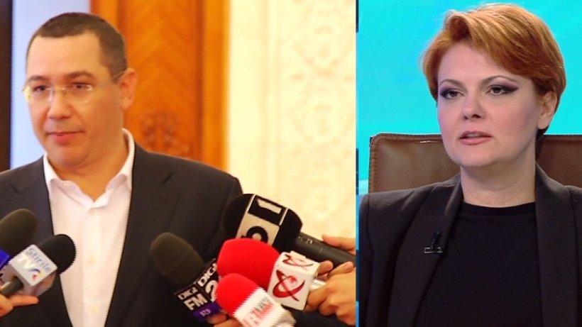 Ministrul Muncii îi răspunde lui Victor Ponta: A început să iasă din decor