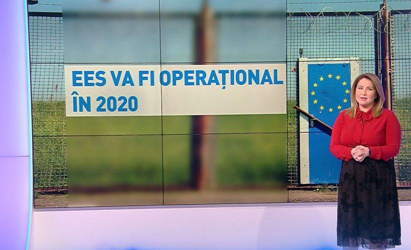 Be Eu: Sistem electronic la granițele externe ale zonei Schengen
