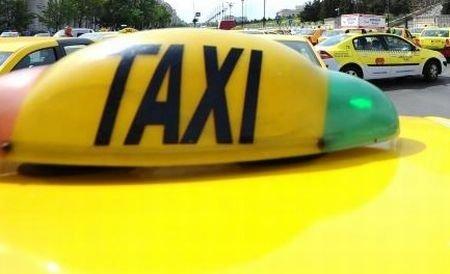 Descoperire șocantă în Sibiu. Un taximetrist a fost găsit mort în mașina de serviciu