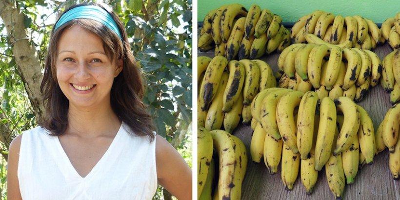 Femeia asta a mâncat doar banane timp de 12 zile! Ce i s-a întâmplat apoi!