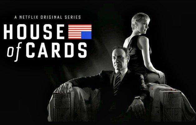 Netflix îngroapă serialul House of Cards, ca urmare a scandalului în care este implicat Kevin Spacey
