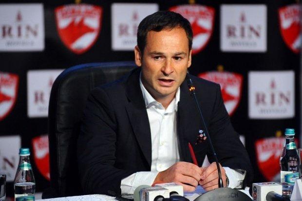 Patronul de la Dinamo, anunț-șoc după dezastrul în fața Viitorului: E lipsă de bun simț, e bătaie de joc!