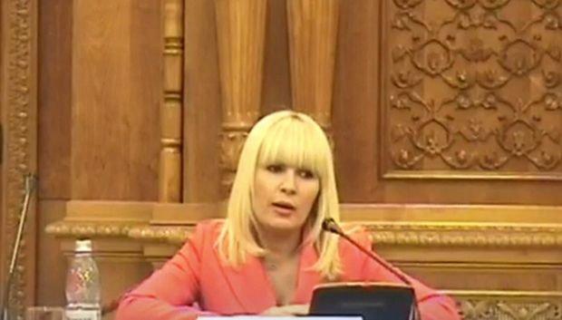 """Elena Udrea, în Comisia de anchetă: """"Gabriel Oprea era de partea noastră și colabora cu Maior și Coldea"""""""