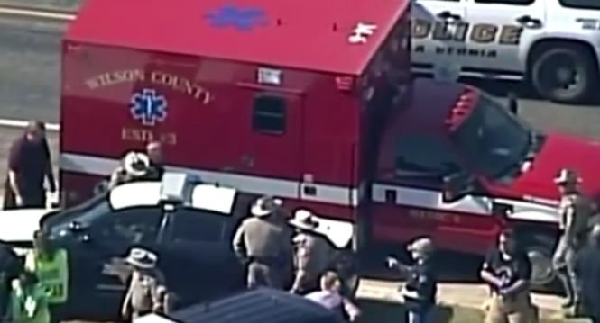 Mesajul postat pe Facebook de atacatorul din Texas înainte de masacrul din biserică