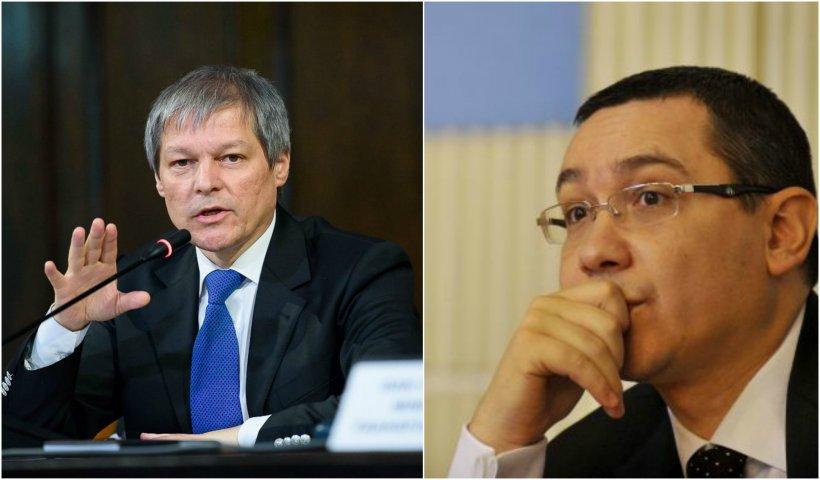 Foștii premieri Dacian Cioloş şi Victor Ponta ar putea fi cercetați de DNA