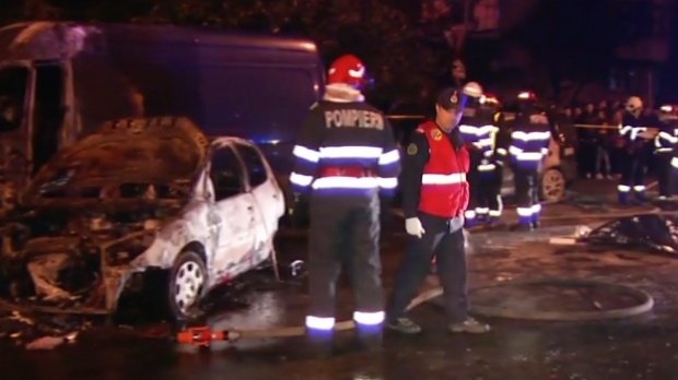 IGSU, despre accidentul din zona Baicului din Capitală: Intervenţia a fost întârziată din cauza unor erori de comunicare