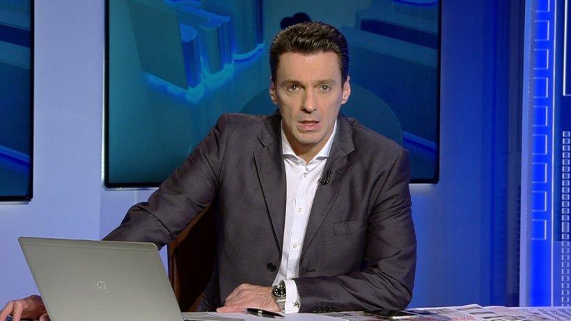 Mircea Badea: Puținteii la minte judecă orice în această țară, în funcție de Dragnea